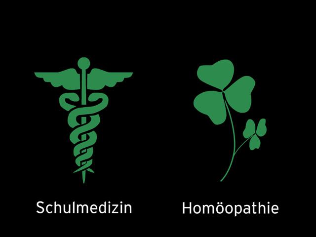 homoeopathie Spruchbild