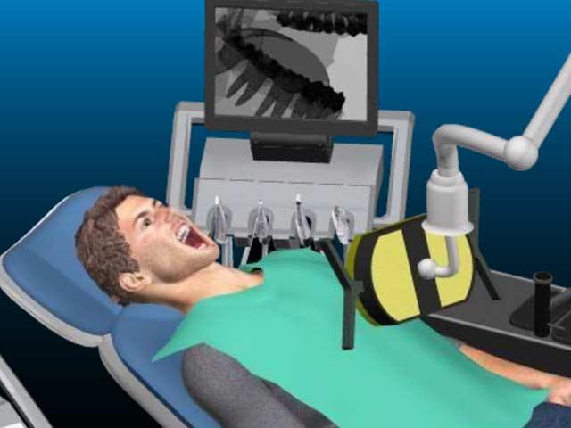 mundhygiene Behandlung