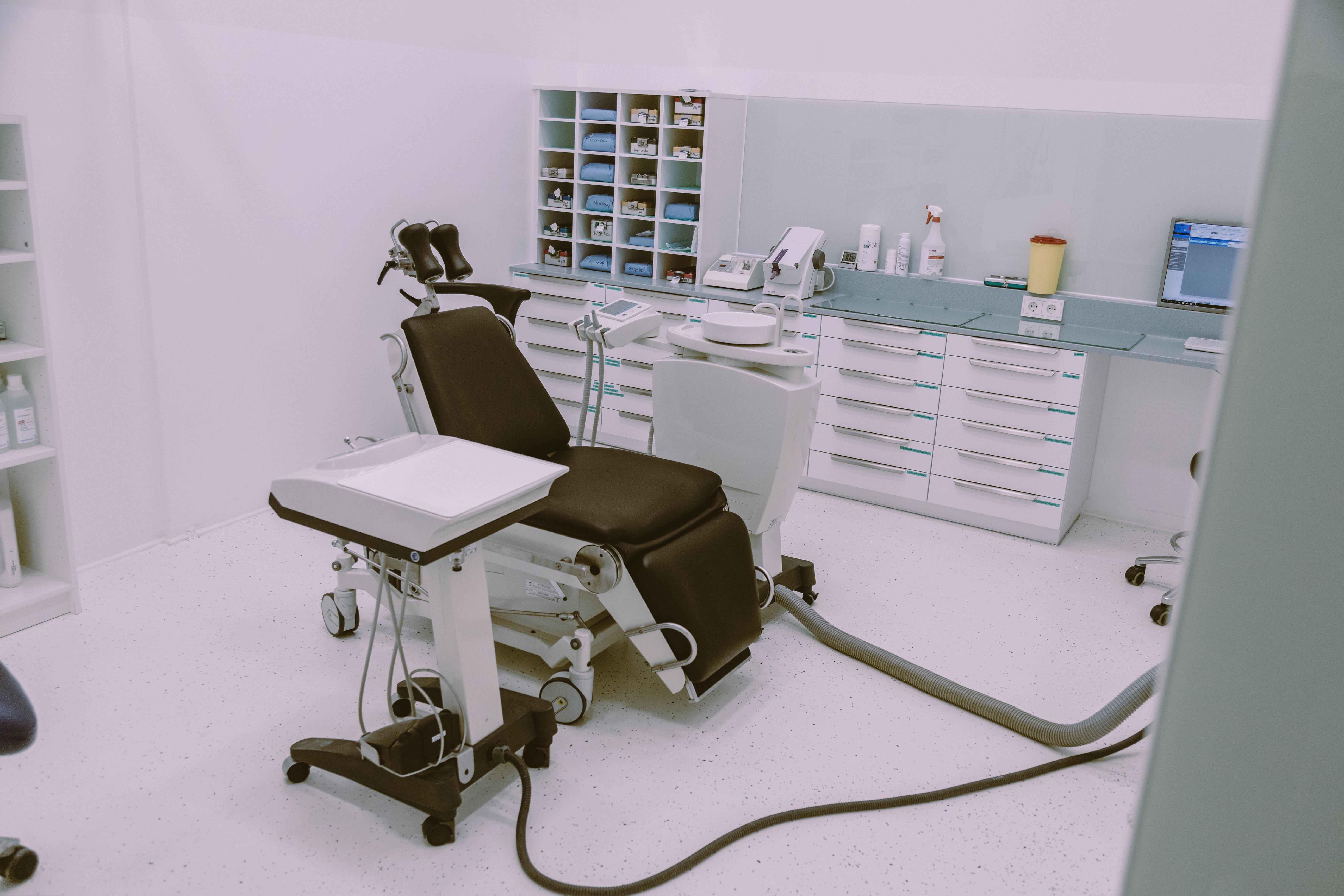 Operation room Denta Beaute Dental Practice