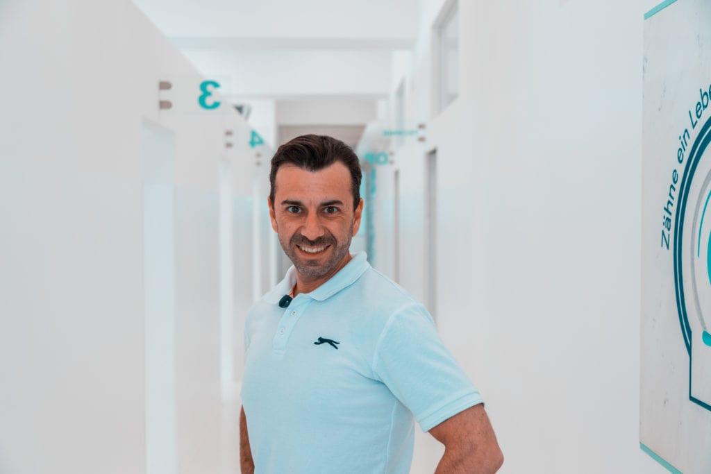 Zahntechniker Samir Joukhadar