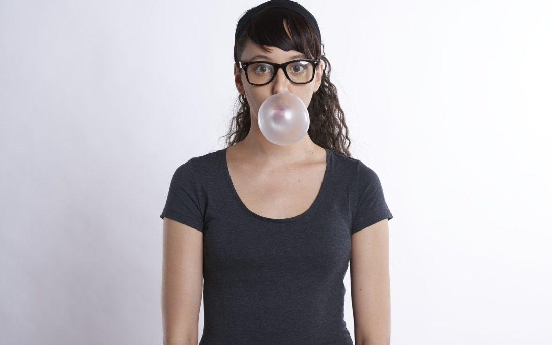 Zahnpasta kann durch Kaugummi ersetzt werden