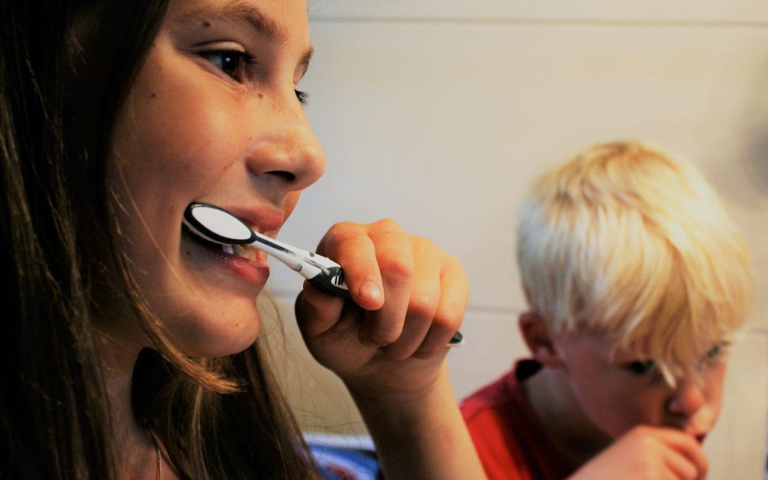 Zähneputzen – je öfter desto besser