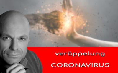 Corona Virus Veräppelung